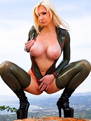 Hot Military Babe